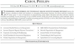 accounts payable resume format accounts payable resume accounts receivable resume exles accounts