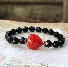 bracelet fire images Fire heart bracelet simple graces jewelry jpg