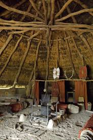 medieval house interior pembrokeshire interior of the re created chieftains hut an iron
