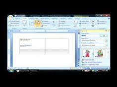 How To Create Business Cards In Word How To Create Fillable Forms With Microsoft Word Work