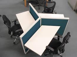 desk for 3 people pinwheel desk office ideas pinterest office cubicles cubicle