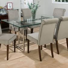 white rectangle kitchen table rectangular glass top dining room tables 11672 in glass rectangular