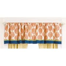 Bed Bath And Beyond Window Valances Anthology Bungalow Window Valance Bedbathandbeyond Com