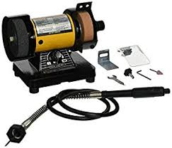 Bench Grinder Accessories Truepower 199 Mini Multi Purpose Bench Grinder And Polisher With