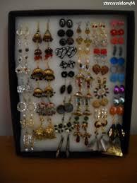 organize stud earrings diy pretty stud earring holder ksvhs jewellery