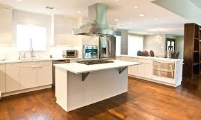 Kitchen Island With Cooktop And Seating Kitchen Island Kitchen Islands With Stove And Seating View Full