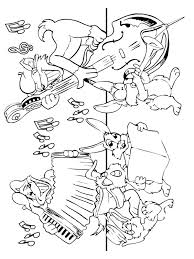 musical instruments coloring pages coloring