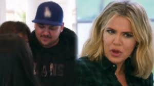 Khloe Kardashian Kitchen by Khloe Kardashian Calls Rob U0027s Proposal To Blac Chyna