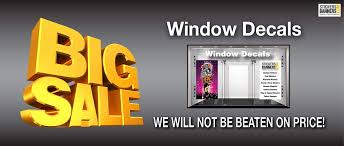 window decals cheap window decal same day shipping