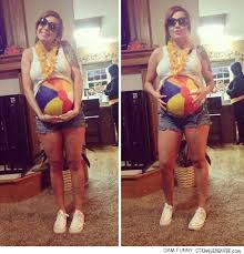 Pregnant Costumes Fuuny And Clever Halloween Costumes For Pregnant Women U2013 Strange