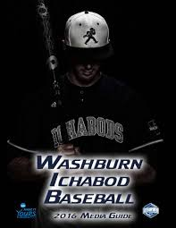 2016 washburn baseball media guide by washburn athletics issuu