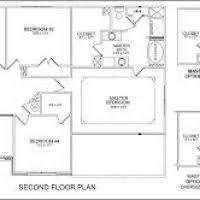 walk in closet floor plans house plans with his and walk in closets