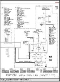 wiring diagram mitsubishi montero sport wiring diagram in pajero