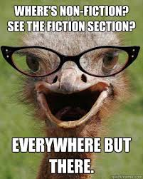 Ostrich Meme - judgmental bookseller ostrich memes quickmeme