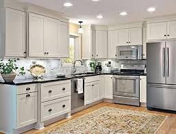 Mismatched Kitchen Cabinets Spray Paint Kitchen Cabinets