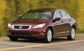 honda accord ex l review 2010 ford fusion vs mazda 6 honda accord comparison test car