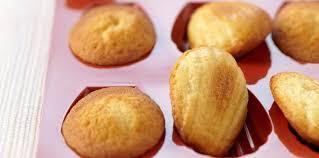 recettes de cuisine facile et rapide madeleines rapides facile et pas cher recette sur cuisine actuelle