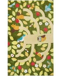 Yellow Area Rug Amazing Deal On Juniper Home Perched Handmade Floral Green Yellow