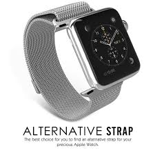 steel bracelet strap images Milanese loop stainless steel bracelet strap band with magnet for jpg