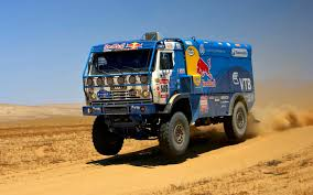 big volvo truck kamaz truck dakar rally hd wallpaper download wallpapers