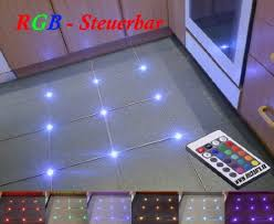 led lights in grout 8 x rgb led controllable groove tiles 5 mm light ground light with