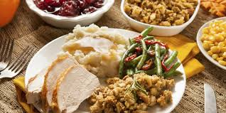 thanksgiving dinner menu askmen