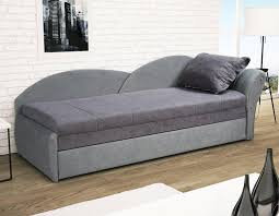 canape convertible coffre rangement canapé lit gris pas cher avec rangement pour oreillers