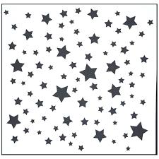indigoblu stencil stars 6