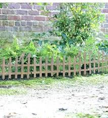 Wire Garden Fencing Building A Garden Fence Best Ideas For