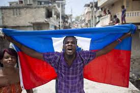 Haitian Flag Day Haitian President Jocelerme Privert Remains In Office Even Though