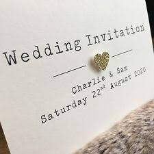 handmade wedding invitations handmade wedding invitations ebay