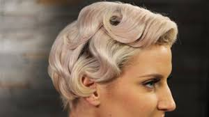 how to style 1920s short hair video dailymotion