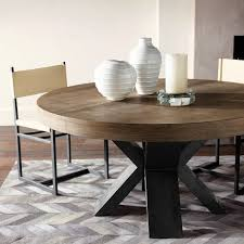navarro round dining table williams sonoma