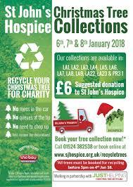 christmas tree recycling st john u0027s
