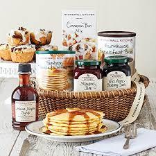 breakfast basket stonewall kitchen new breakfast gift 6
