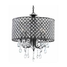 single shade chandelier homedesign engaging chandelier with drum shade chandeliers