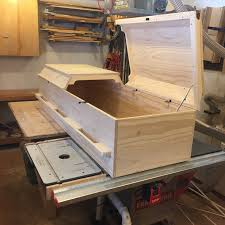 how to build a coffin building a pine casket victory coffin company