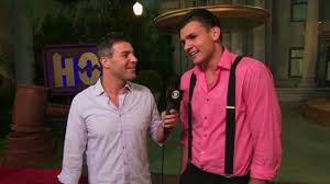 big brother finale backyard interview with jeremy video dailymotion