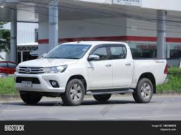 toyota thailand english chiangmai thailand july 26 2016 private pickup car toyota hilux