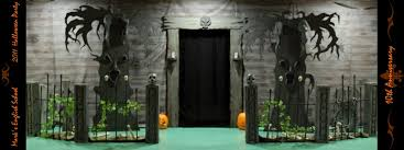 Scary Halloween House Decorations Haunted House Halloween Party Haunted House Decorations And