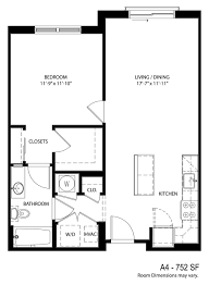 2 bedroom 1 bath floor plans 2 bedroom 2 bathroom apartment floor plans with 1 bed 1 bath