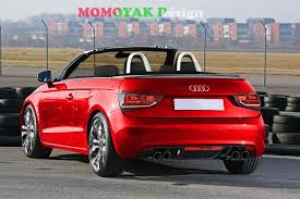 convertible audi a1 audi a1 cabriolet by momoyak by momoyak on deviantart
