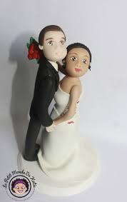 figurine mariage mixte galerie mariage le petit monde de le