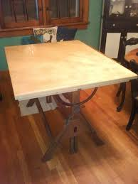 Drafting Table Plans Vintage Antique Drafting Table U2014 The Clayton Design