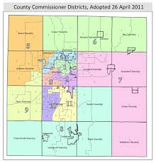 Michigan Zip Code Map by Kalamazoo County Board U0027s Size Will Go From 17 To 11 Districts In