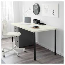 ikea hemnes desk hemnes desk grey brown ikea been there pinterest computer