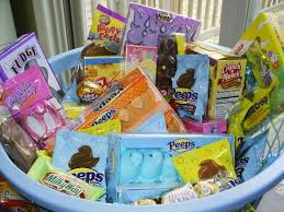 filled easter baskets my s 2 easter baskets almost all for free