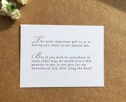 register for money for wedding best 25 wedding gift poem ideas on honeymoon fund
