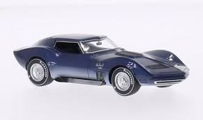 corvette mako chevrolet corvette mako shark ii concept model cars hobbydb
