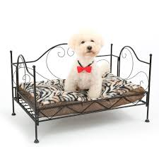 aliexpress com buy domestic delivery luxurious pet bed metal